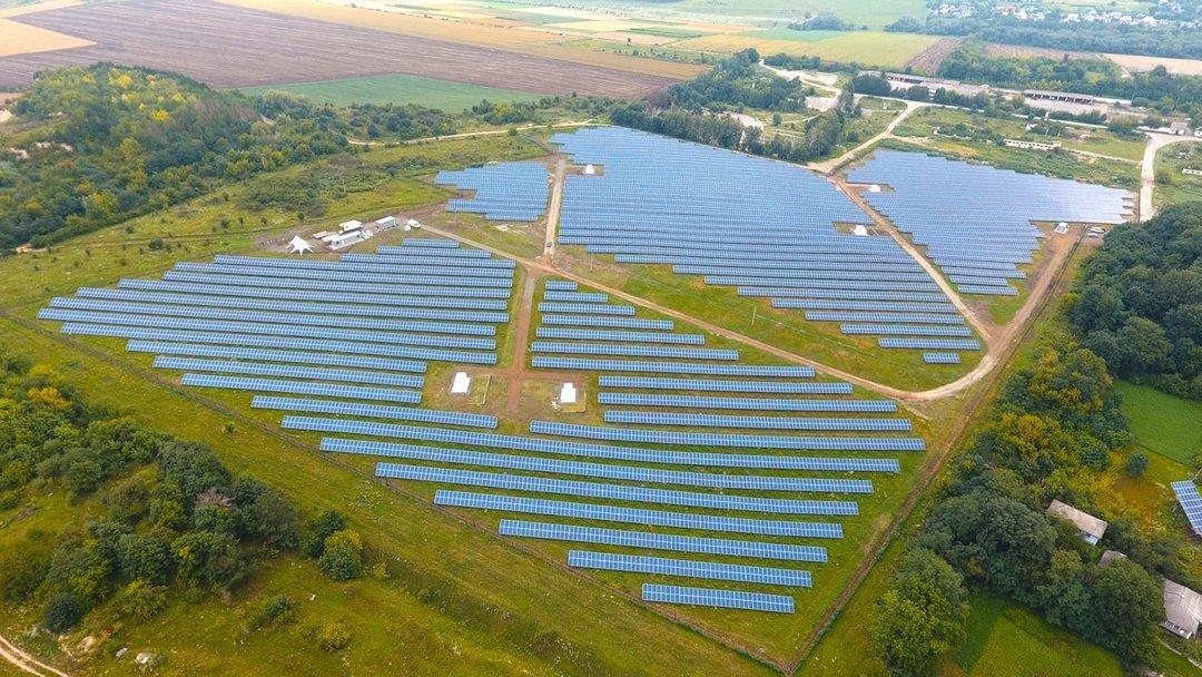 ВВиннице появился новый завод попроизводству солнечных панелей