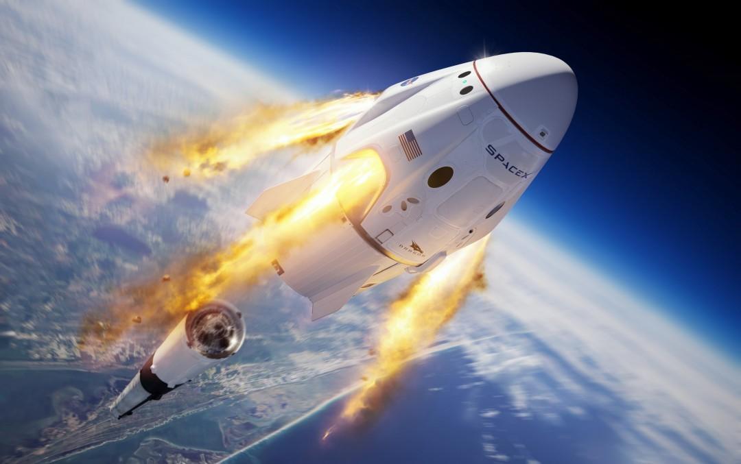 SpaceX провела финальный тест космического корабля Crew Dragon (ВИДЕО)