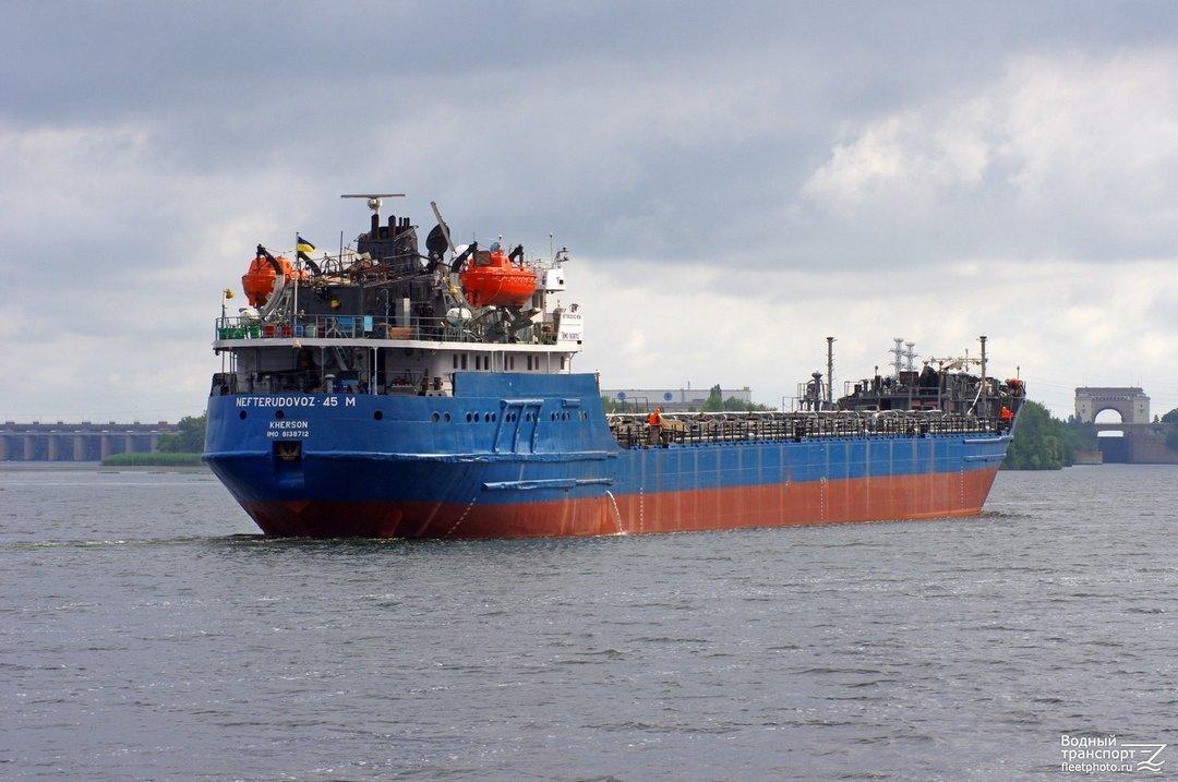 Арестован корабль, заходивший впорты Крыма