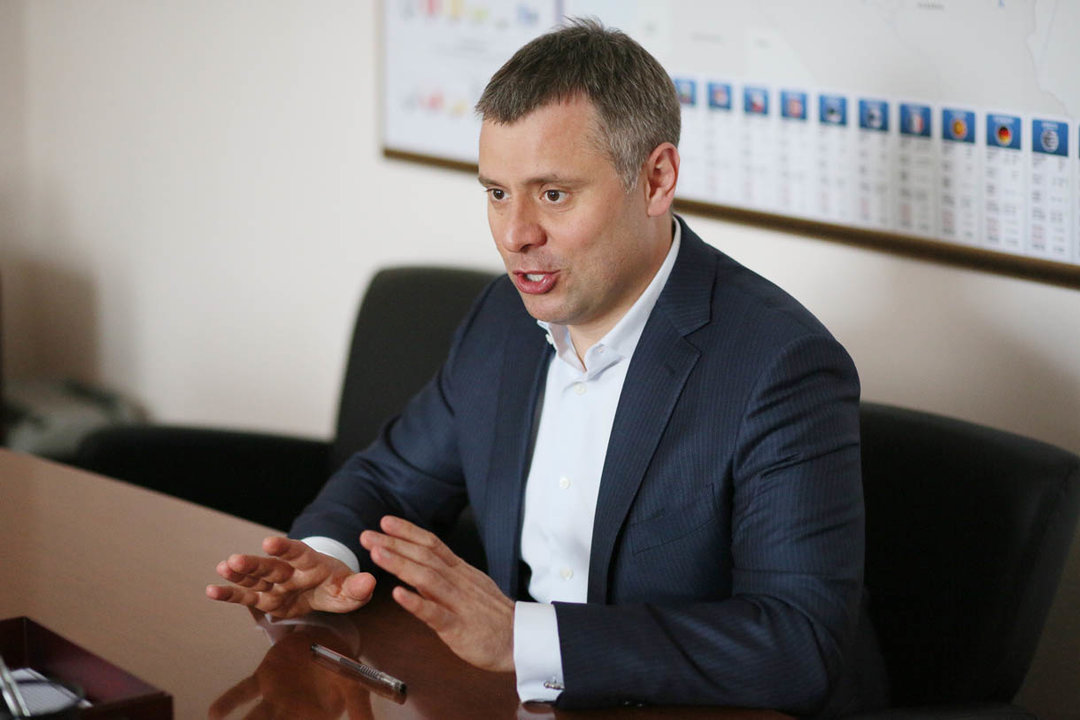 'Нафтогаз в апреле может начать процесс взыскания долга с'Газпрома