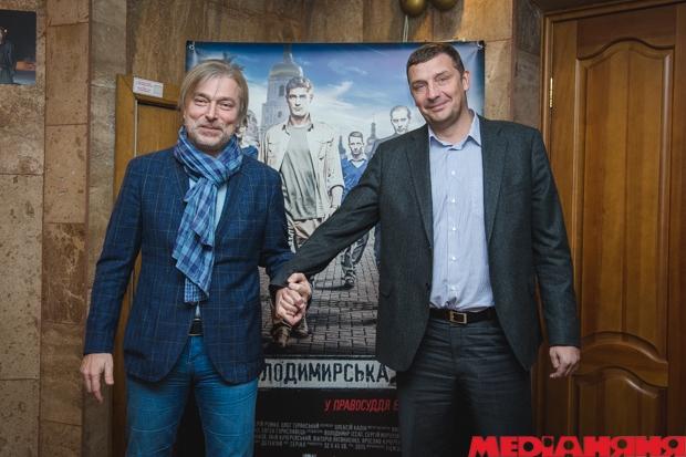 Влад Ряшин и Сергей Созановский