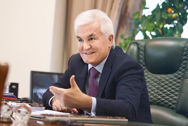 """Игорь Сирота, генеральный директор ГП """"Укргидроэнерго"""""""
