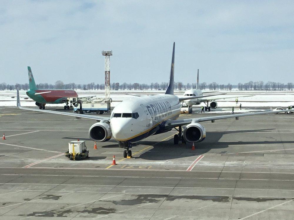 Ryanair откроет осенью 10 направлений из«Борисполя» и5— изЛьвова