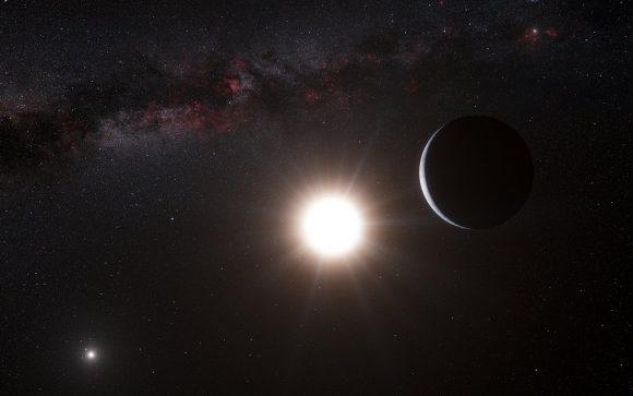 Астрономы обнаружили новую планету земного типа