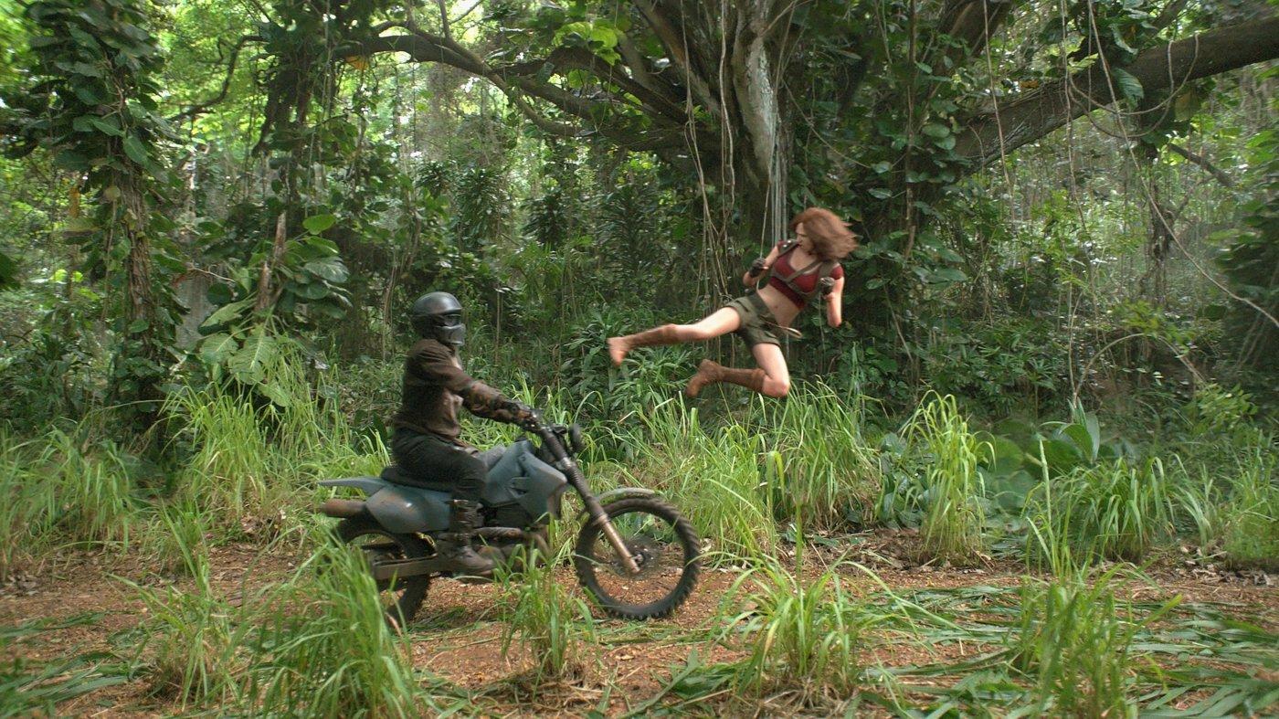 """""""Джуманджи: Зов джунглей"""""""