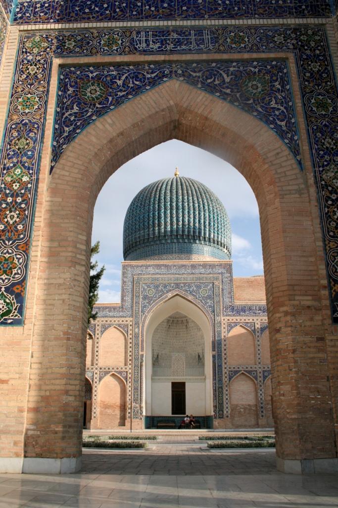 Гур-Эмир - мавзолей Тамерлана в Самарканде
