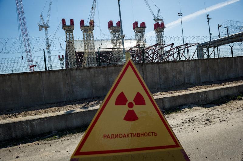 Саркофаг и тайные комнаты Чернобыльской АЭС открыли для туристов