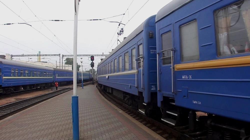 «Укрзализныця» обнародовала график движения поезда четырех столиц