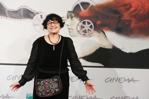 Кира Муратова на Римском кинофестивале