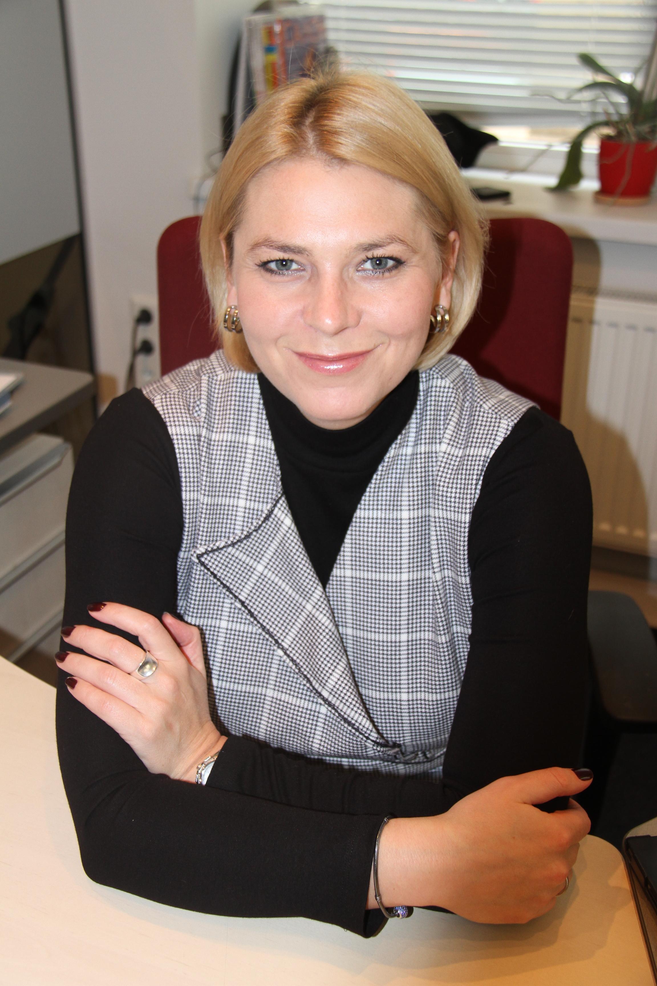 Алла Малиновская