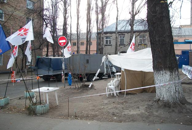 Лукьяновское СИЗО сегодня свободно от сторонников Тимошенко