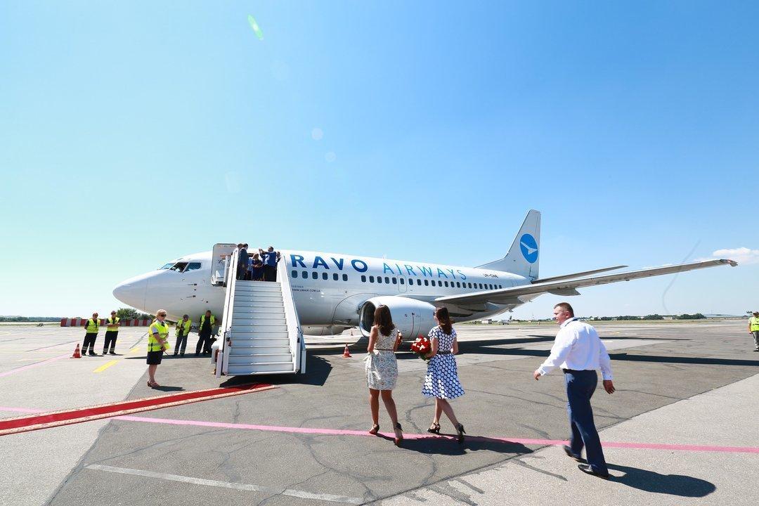 Рейсы вЛюблин из столицы Украины, Харькова иХерсона запускает Bravo Airways