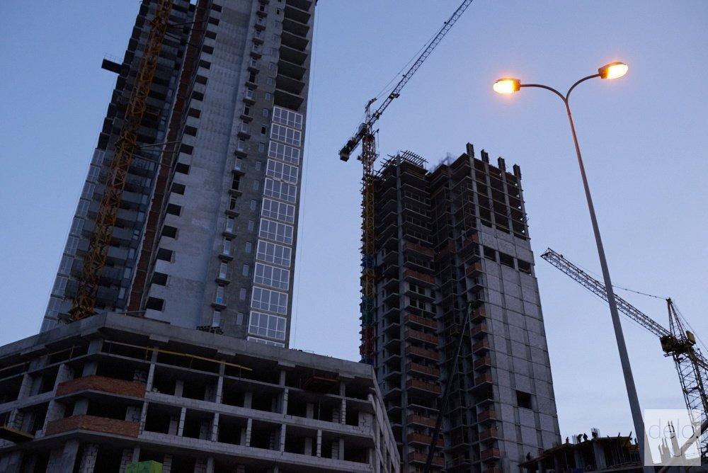 Сдача жилья вэксплуатацию вУкраинском государстве упала на29% - Госстат
