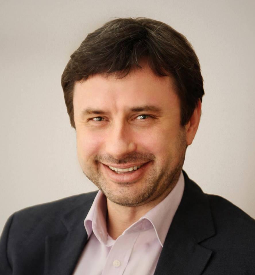 Олег Хомяк