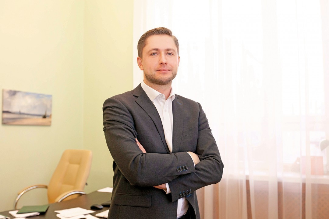 Александр Бевз, директор департамента лицензирования НБУ