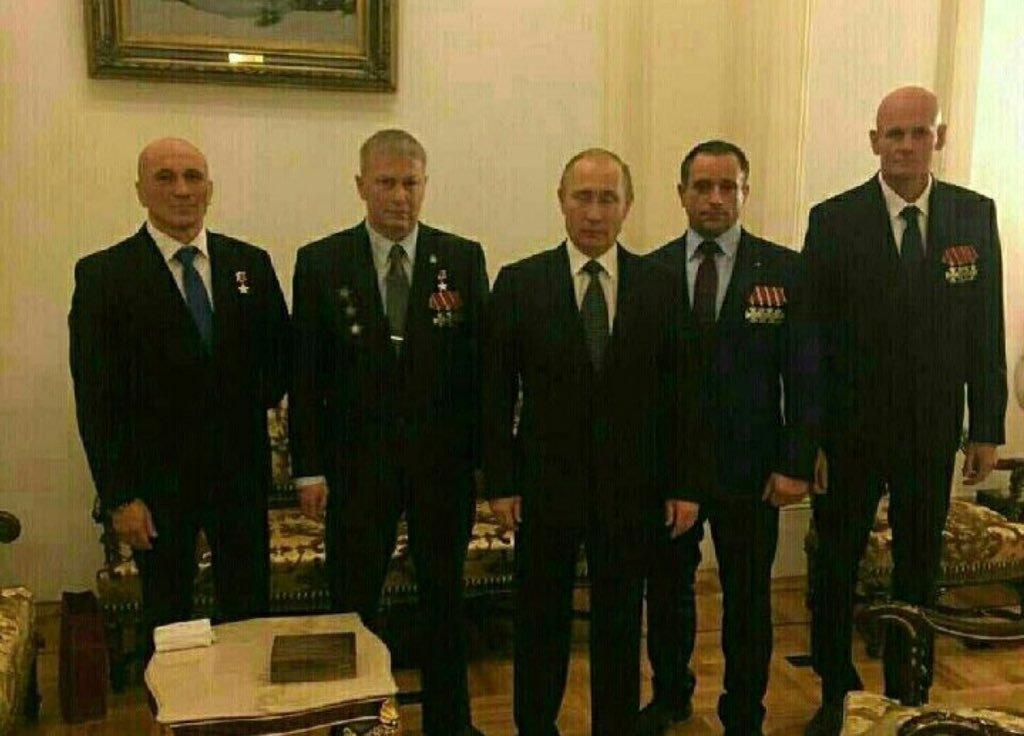 "Image result for фото руководства вагнера с путиным"""