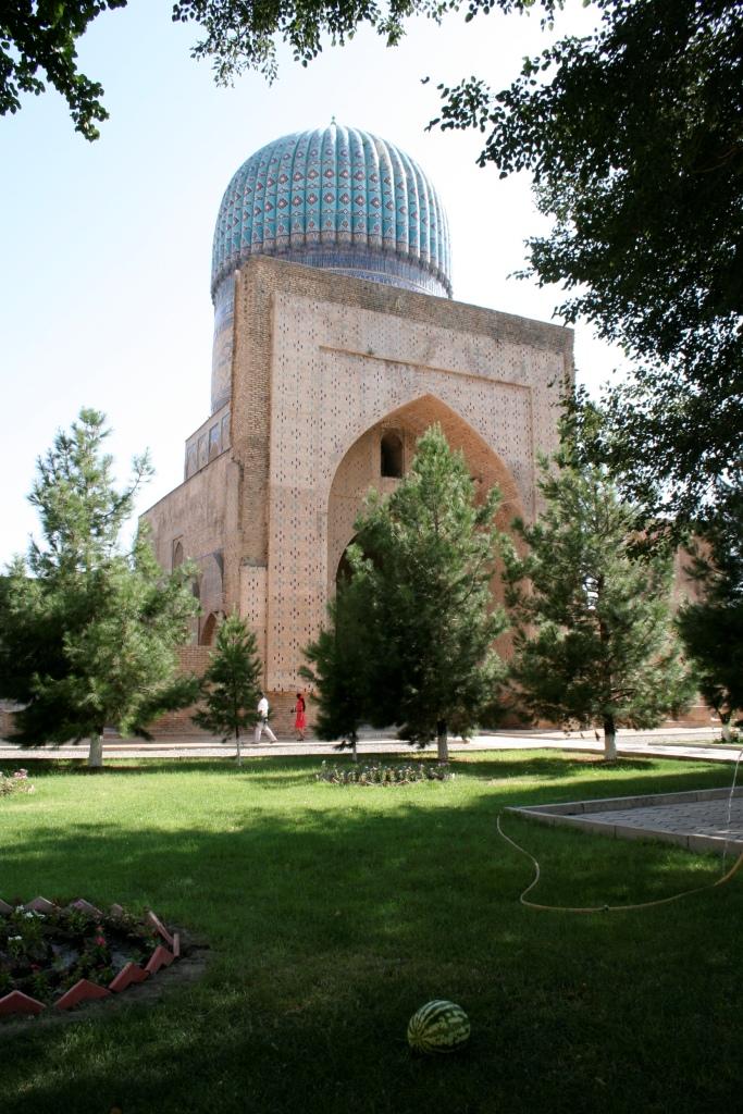 Мечеть Биби Ханум в Самарканде