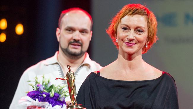 Римма Зюбина и Тарас Ткаченко