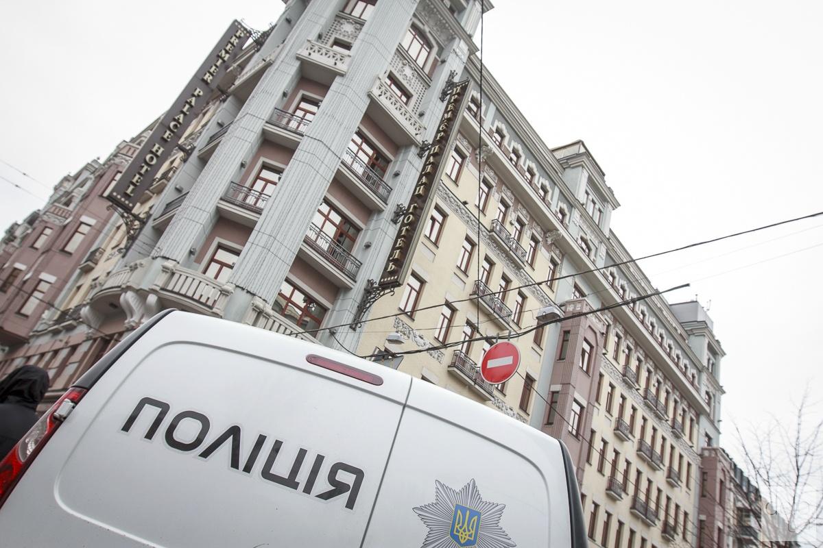 """Отель """"Премьер-палац"""". Фото: Татьяна Довгань"""