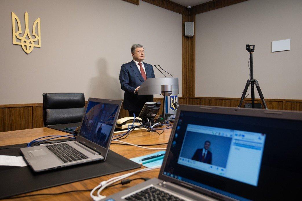 Защита Януковича побоялась задавать вопросы Порошенко— Прокуроры