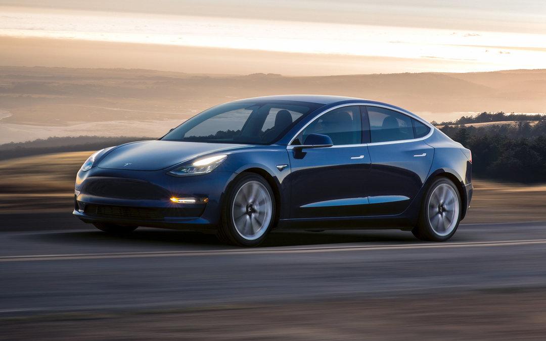 У Tesla Model 3 нашли проблемы с тормозами — СМИ - : деловой новостной сайт  Дело Украина