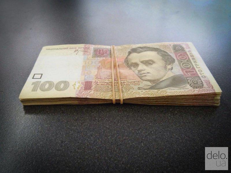 Практически четверть работающих получают вгосударстве Украина неменее 10000 грн