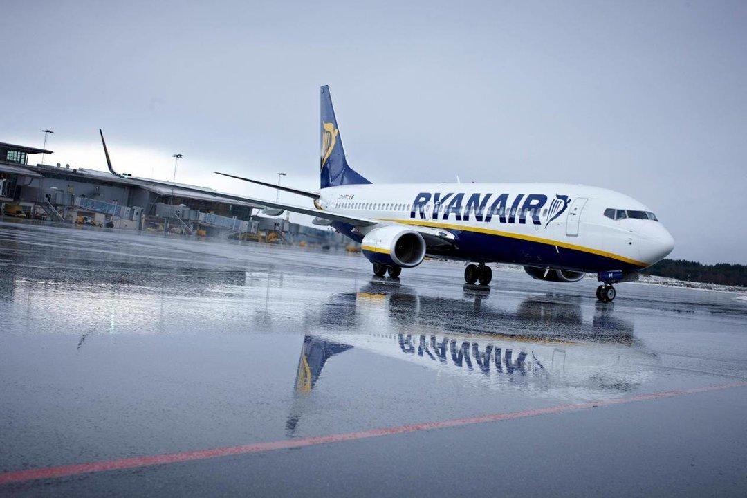 Ryanair надва дня отменил рейсы изИспании, Португалии иБельгии