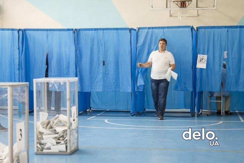Местные выборы в Украине запланированы на 25 октября. Фото: Delo.ua