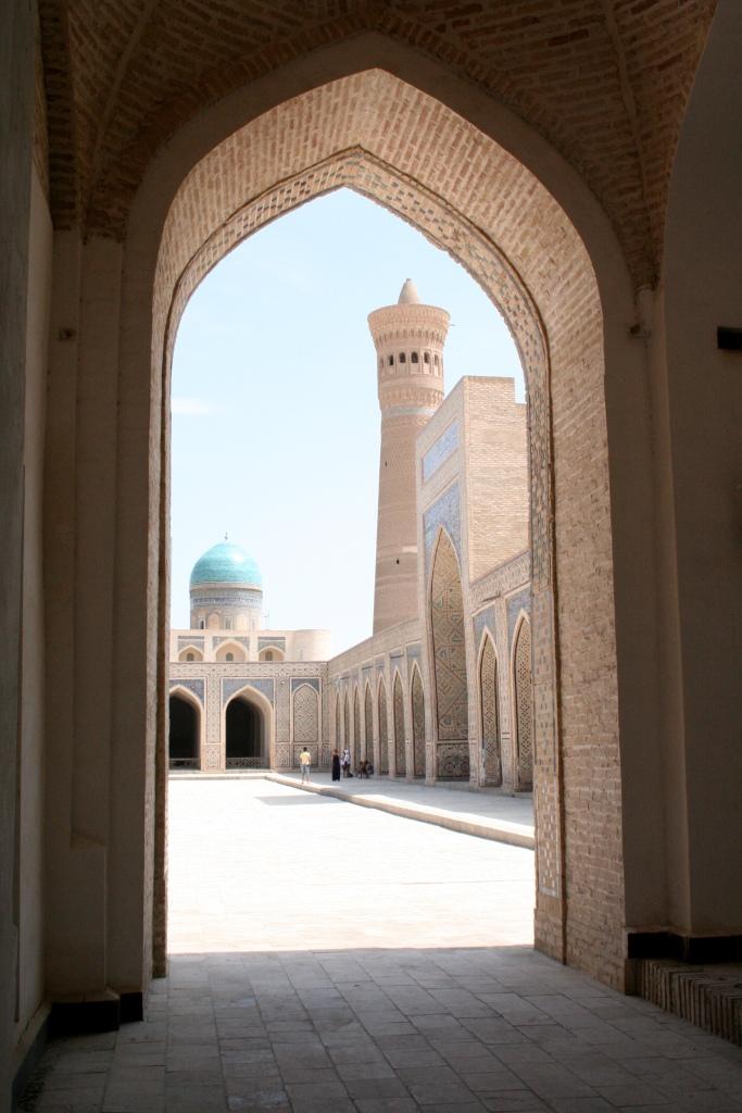 Мечеть Калян - главная соборная мечеть Бухары