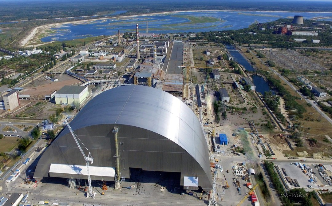 Глава МИД Франции посетил Чернобыльскую АЭС (ФОТО) - : деловой новостной сайт Дело Украина