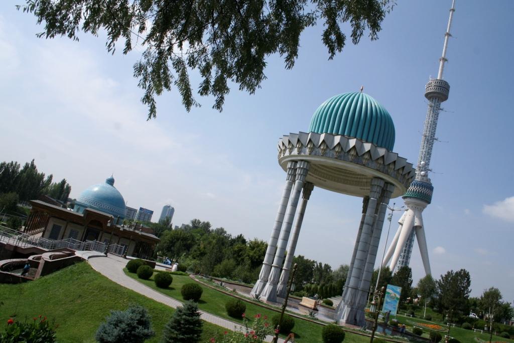 Мемориал Память жертвам репрессий в Ташкенте