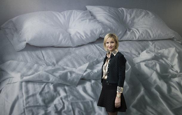 """Елена Пинчук на выставке """"Есть воля, есть шанс"""""""