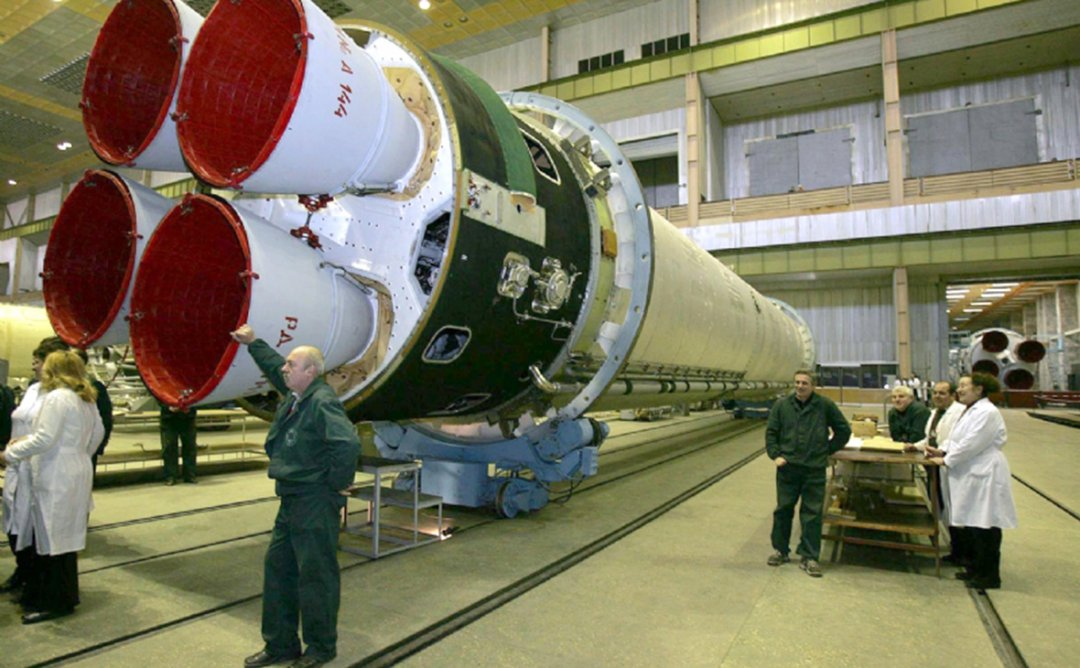 "Южмаш"" получил крупный заказ от Firefly Aerospace"