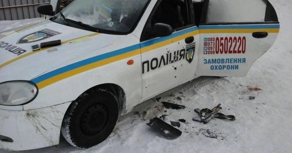 Стрельба вКняжичах между полицейскими: ГПУ завершила следствие