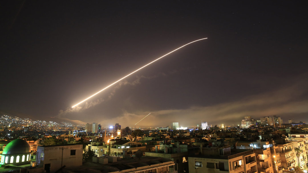 Меркель одобрила операцию США иихсоюзников вСирии