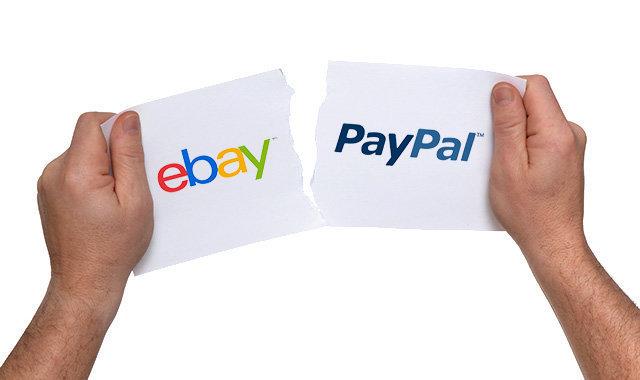 Система eBay оставляет PayPal после 15 лет сотрудничества