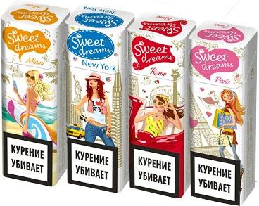 Реклама «Донского табака»