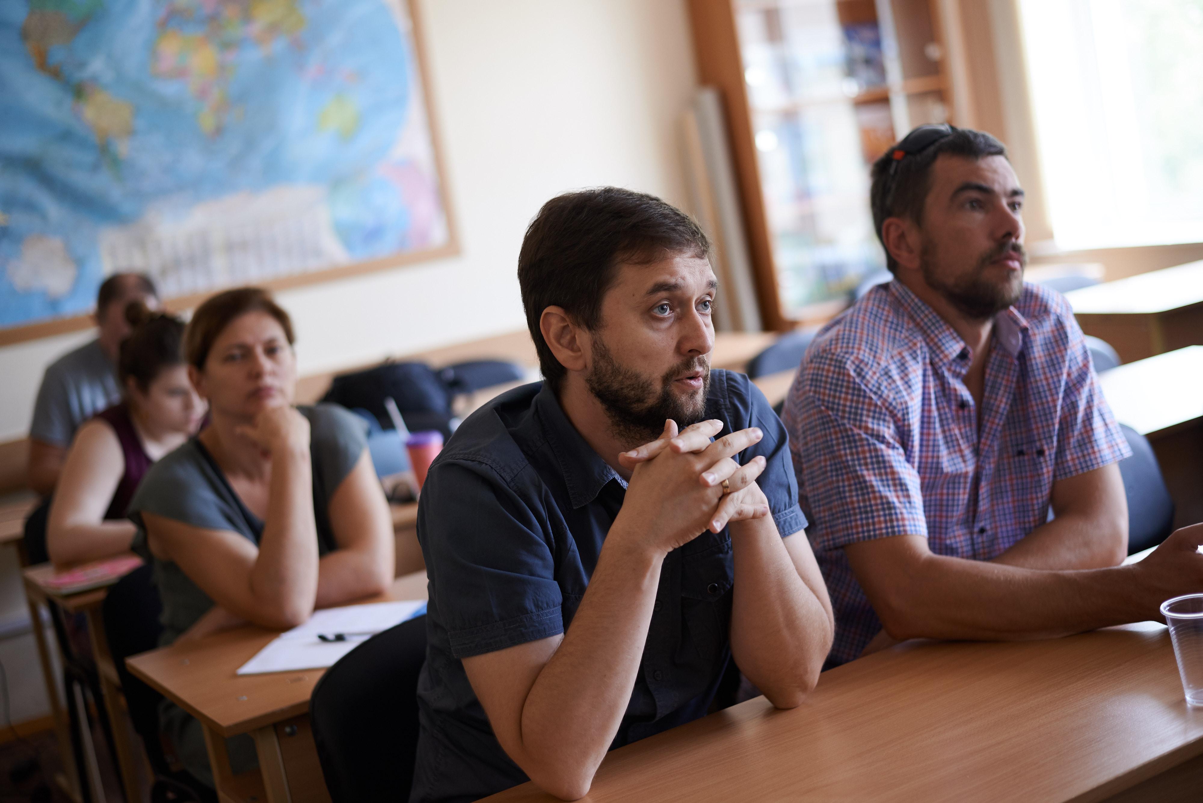 Школа предпринимательства GET: постигаем тонкости коммуникации