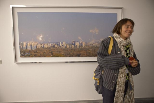 Украинская художница Жанна Кадырова