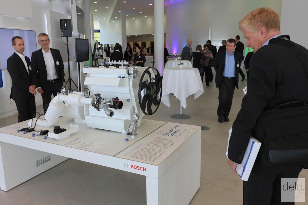 Новые разработки для дизельных двигателей / фото Артем Ильин Delo.UA