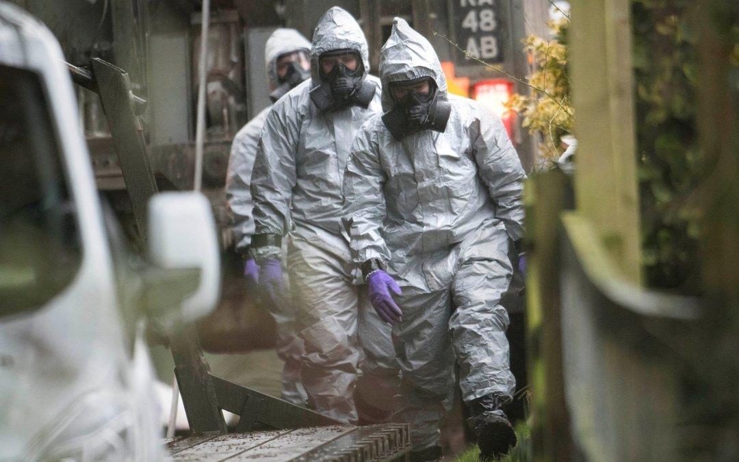 Скрипалей отравил экс-шпион ФСБ под позывным «Гордон»