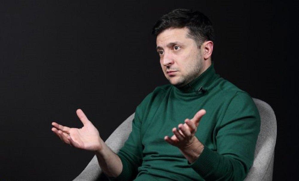 Зеленский раскрыл планы по поводу русского языка на Украине
