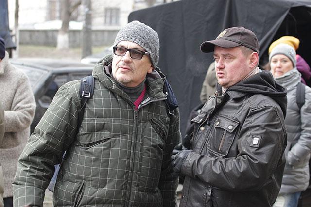 Анатолий Матешко и Андрей Коуотюха