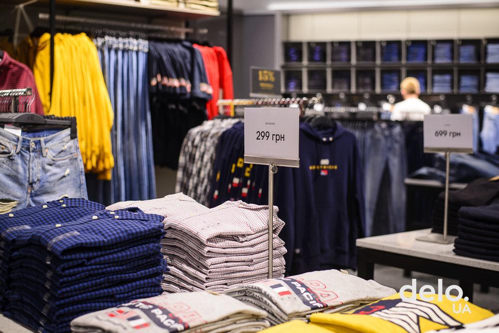 163cdd71ceef H M открывает второй магазин в Киеве -   деловой новостной сайт Дело ...