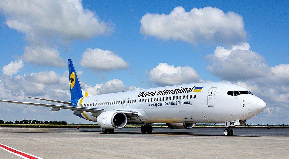 Только 3 авиакомпании летают между украинскими городами