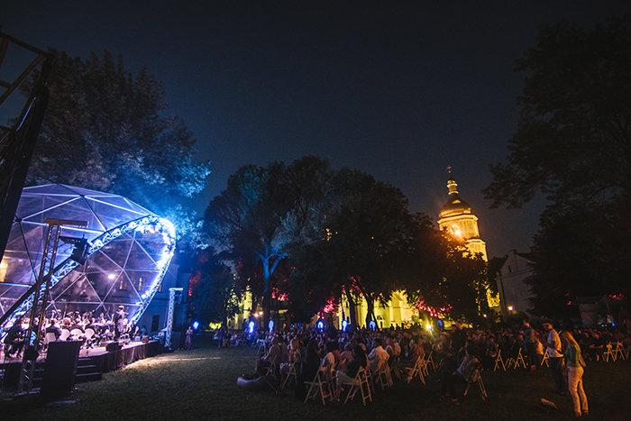 Фестиваль Bouquet Kyiv Stage відбудеться в серпні під відкритим небом у центрі Києва
