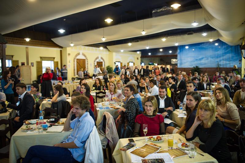 """""""Украинский ужин"""" собрал более 130 гостей"""