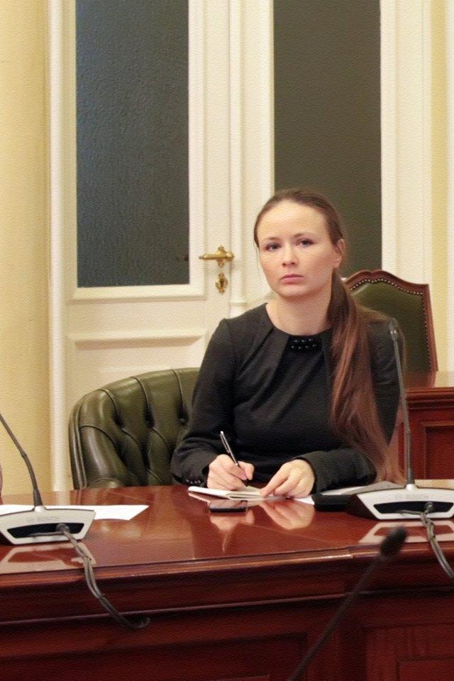Анна Уляницкая