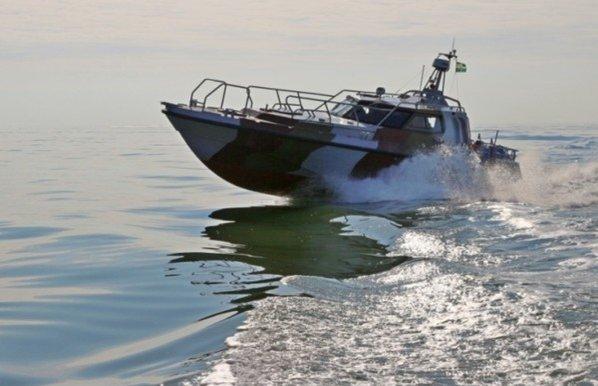 Вукраинской флотилии наАзовском море появился новый катер