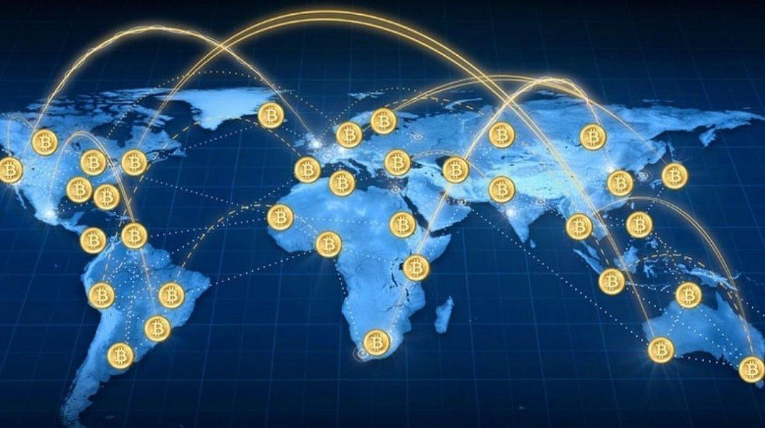 В каких странах разрешены и запрещены биткойны (карта) - : деловой ...